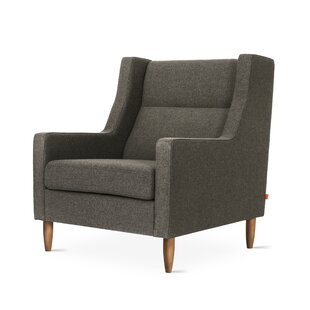 Carmichael Wingback Chair by Gus* Modern