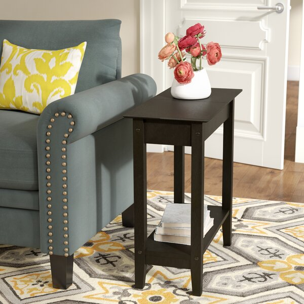 12 Inch Side Table | Wayfair