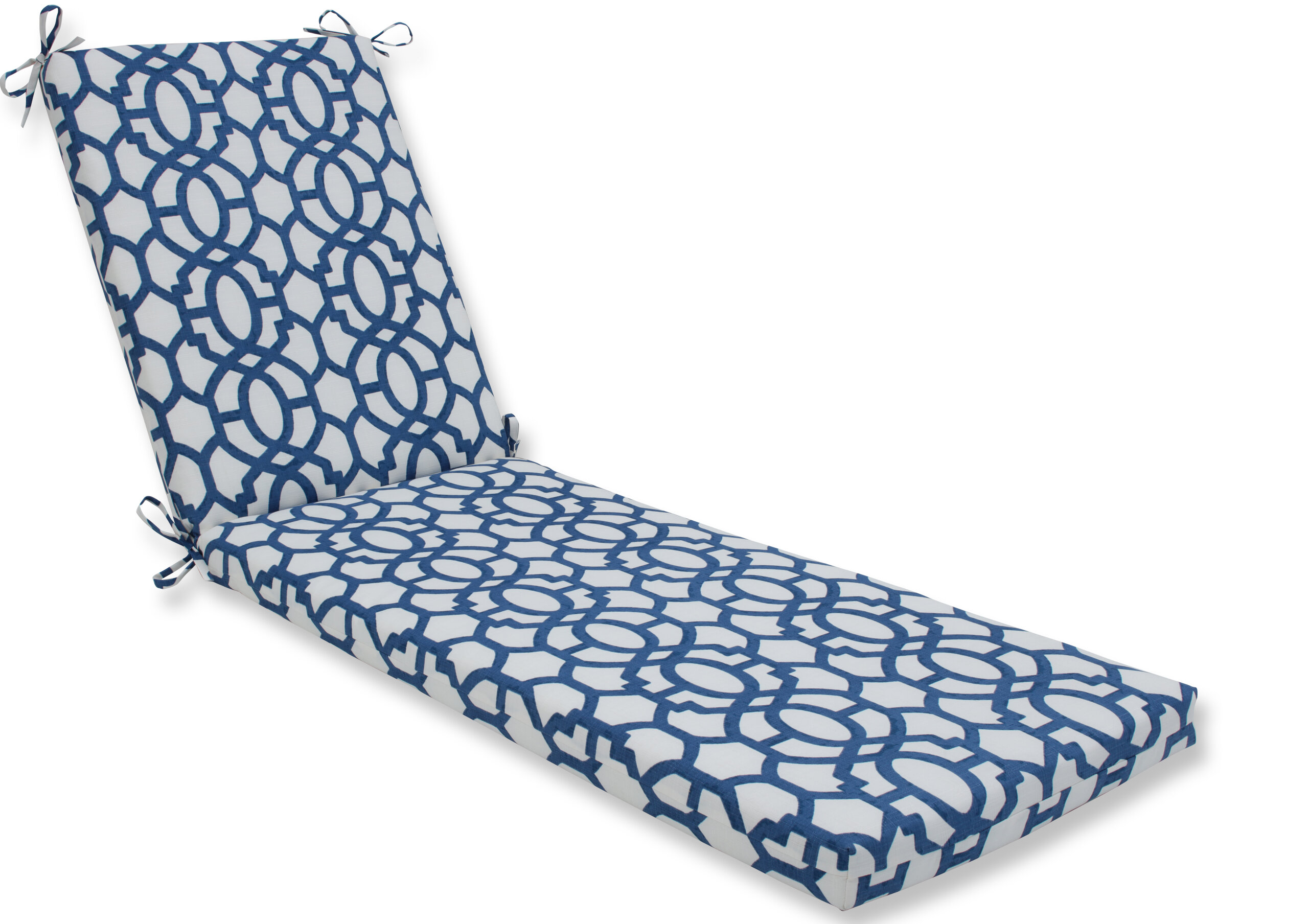 Indoor Outdoor Chaise Lounge Cushion Reviews Birch Lane