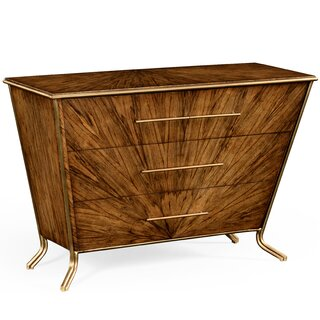 3 Drawer Accent Chest by Jonathan Charles Fine Furniture SKU:BA270154 Description