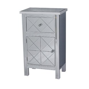 Cohle 1 Door Accent Cabinet by..