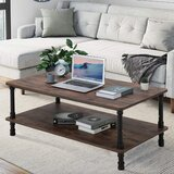 Blevens Coffee Table with Storage by Williston Forge