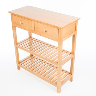 Accent Console Table By Natur Pur