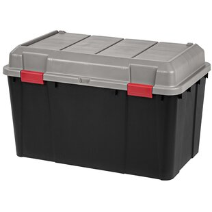 Affordable Price 138 qt Storage Trunk (Set of 3) By IRIS USA, Inc.
