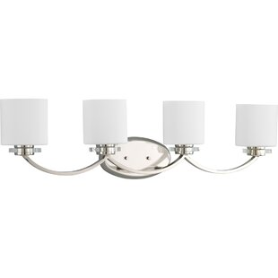 Rosdorf Park Renee 4-Light Vanity Light