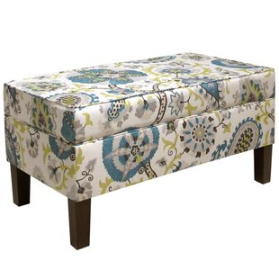 Alcott Hill Owensburg Storage Bench