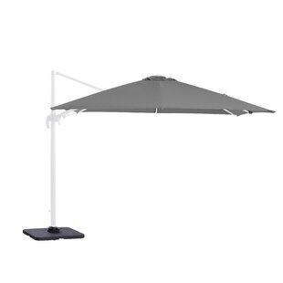 3m Square Cantilever Parasol By Freeport Park
