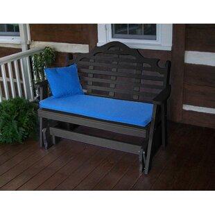 Hogue Glider Garden Bench