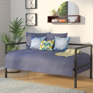 Hogans Twin Daybed Frame by Zipcode Design