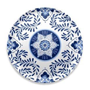 Eldert Round Melamine Platter