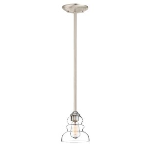 Millennium Lighting 1-Light Bell Pendant
