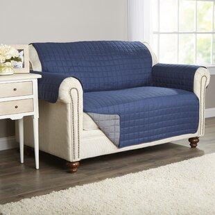 Wayfair Basics Box Cushion Loveseat Slipcover By Wayfair Basics™