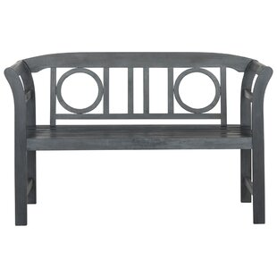 Modern Grey Outdoor Benches Allmodern