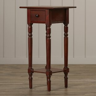 Beachcrest Home Amityville End Table With Storage