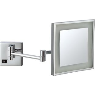 Lighted Wall Makeup Mirror Wayfair