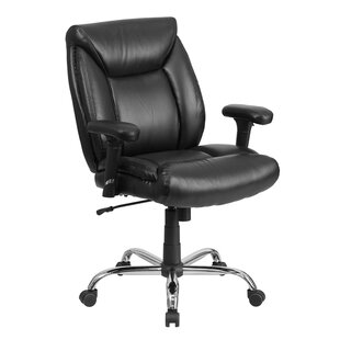 Ash Ergonomic Executive Chair by Latitude Run Cheap