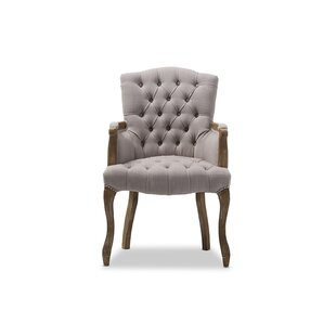 Noam Upholstered Dining Chair by One Allium Way
