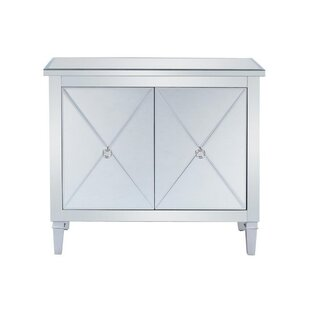 Encanto 2 Door Accent Cabinet by Rosdorf Park