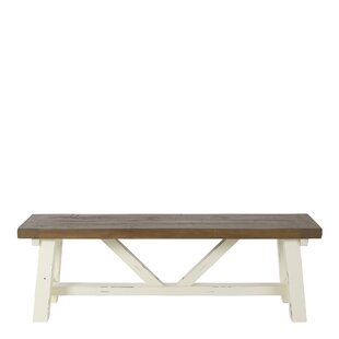 Review Sussex Shores Wood Bench
