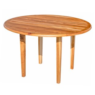 Oasis Teak Solid Wood Dining Table by EcoDecors Comparison