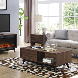 Dover 2 Piece Coffee Table Set