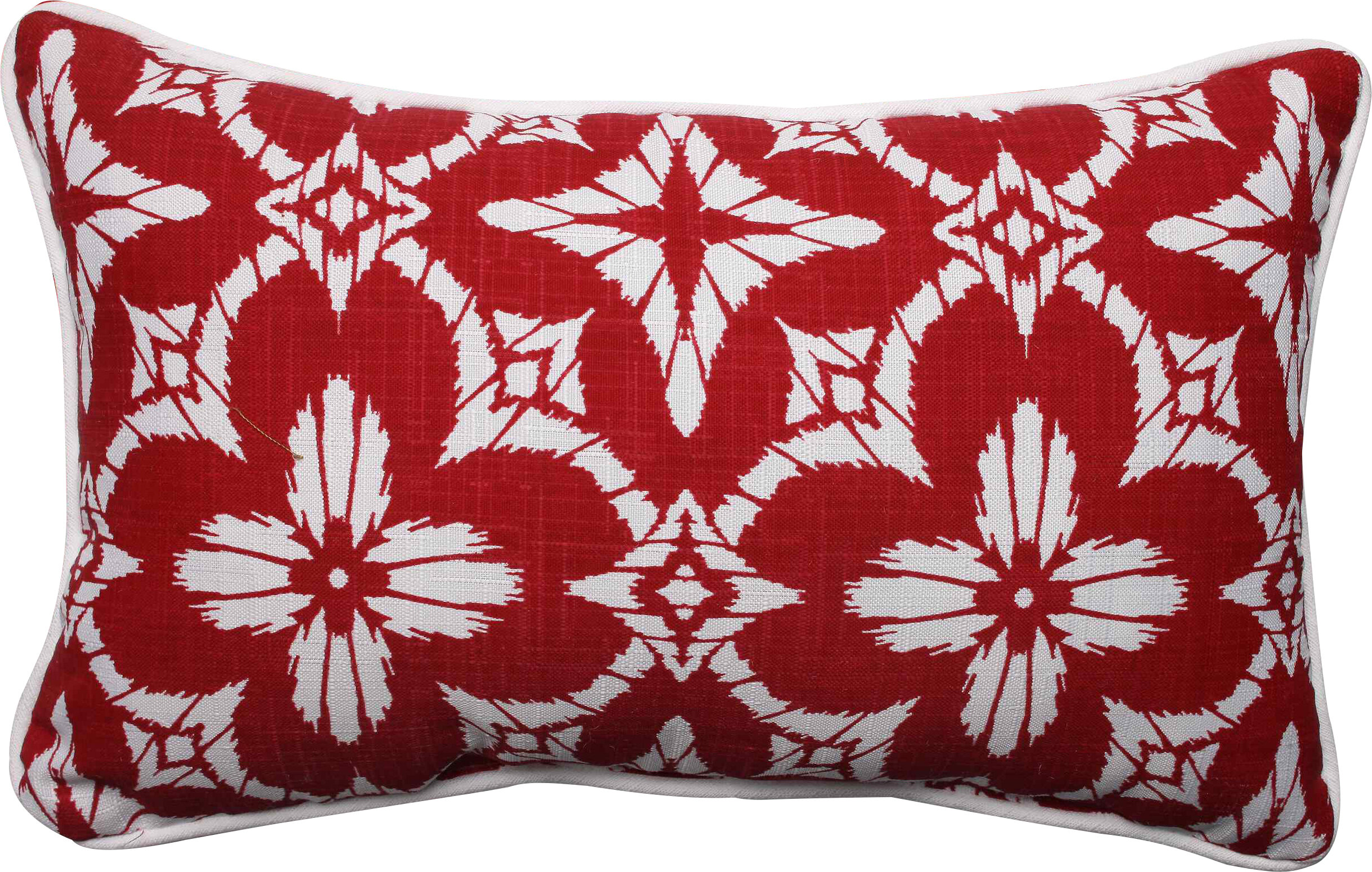 outdoor home humble today crimson garden lumbar astoria overstock indoor set sunbrella flange and sunset free haute of stripe small product shipping pillow pillows dupione