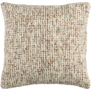 Agathon Wool Throw Pillow