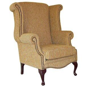 Clardy Wingback Chair By Astoria Grand