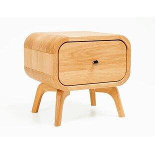 Kinslee 1 Drawer Bedside Table By Corrigan Studio