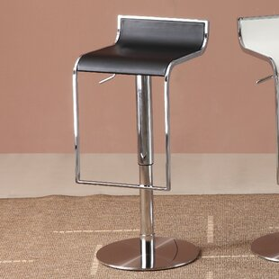 Lalani Adjustable Height Swivel Bar Stool