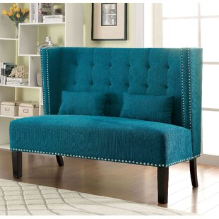 Coopersville Upholstered Bench by Canora Grey