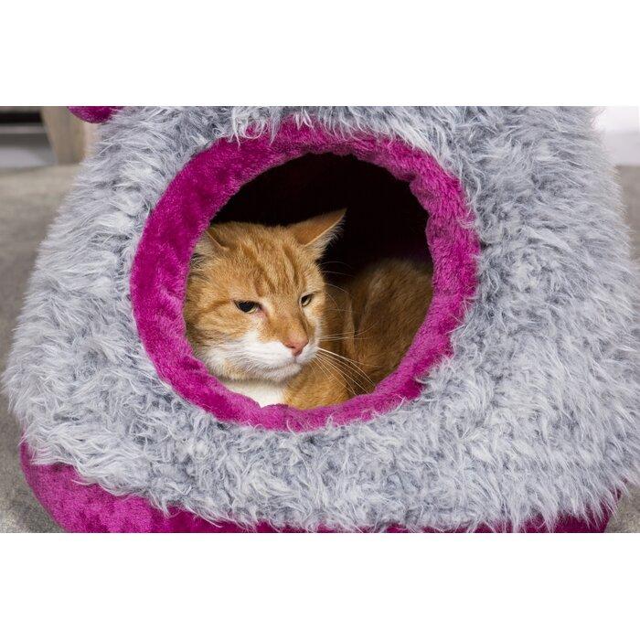 Tucker Murphy Pet Blassingame Kitty Power Paws Plush Cozy Cap