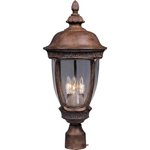 Beachcrest Home Rabana Outdoor 3-Light Lantern Head