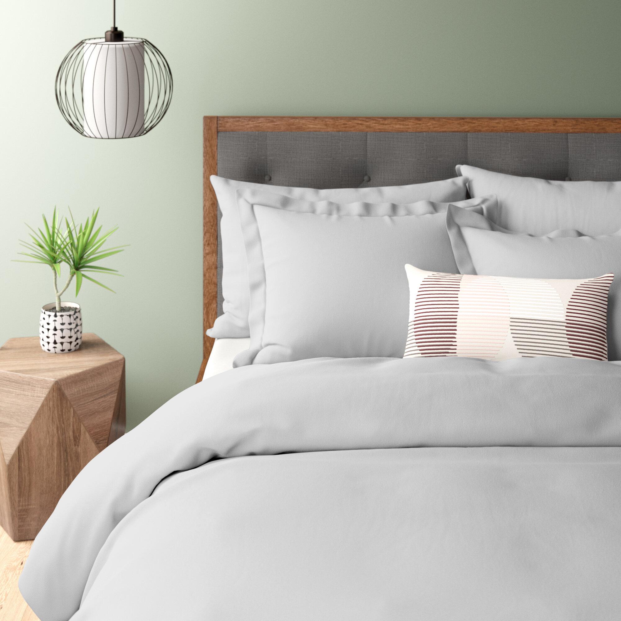 Gray Bedding & Silver Bedding Sets  Wayfair