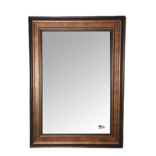 Bargain Valiant Rectangle Wall Mirror ByDarby Home Co