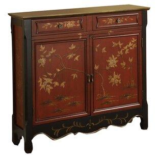 Lyons 2 Door 2 Drawer Accent Cabinet