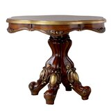 Lafontaine Solid Wood Dining Table by Astoria Grand