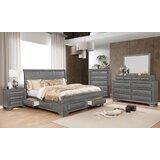 Bentlee Katherine Queen 5 Piece Bedroom Set by Rosalind Wheeler