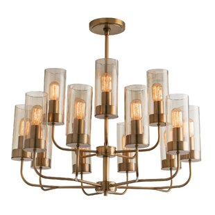 ARTERIORS Home Hammond 15-Light Shaded Chandelier