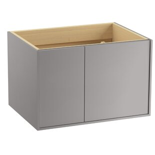 Jute? 30 Vanity with 1 Door and 1 Drawer on Left by Kohler