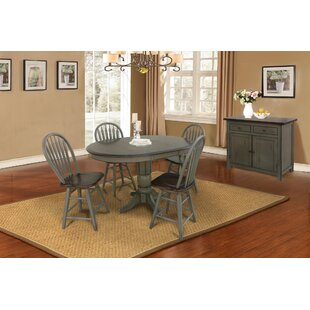 Adalberto 6 Piece Dining Set