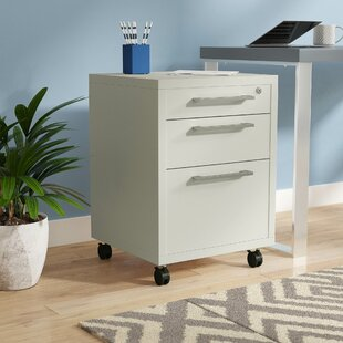 Murphree 3-Drawer Mobile File