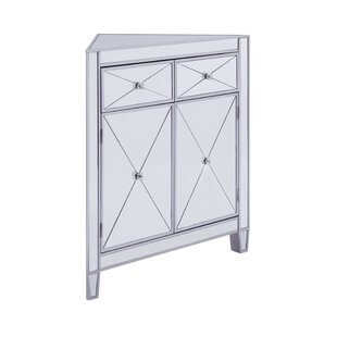 Penny Mirrored Corner 2 Door A..