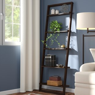Glens Falls Ladder Bookcase by Alcott Hill