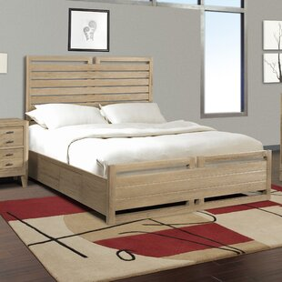 Hampton Storage Panel Bed