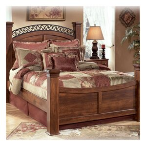 Elle Panel Bed by August Grove