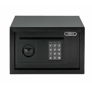 Cubic Electronic Digital Security Safe with Dual-Lock by efactorytomedotcom