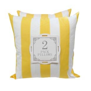 Solid Yellow Throw Pillows Wayfair