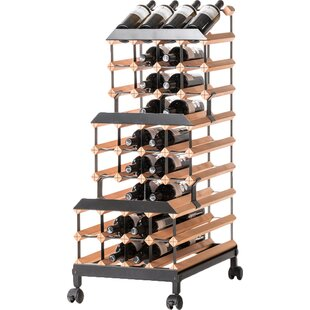48 Bottle Wine Rack By Symple Stuff