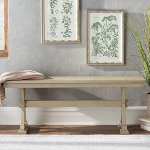 Lark Manor Lia Wood Bench